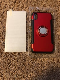 iPhone X/Xs case & temporary glass Nashville, 37013