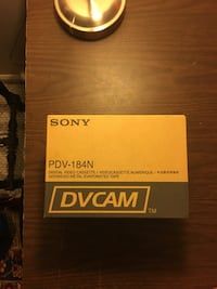 Sony PDV-184N Digital Video Cassette (10ct) Rockville, 20850