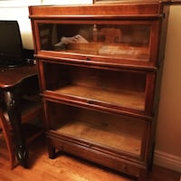 Barrister Stacking Bookcase Newmarket, L3Y 2X1