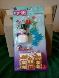 My life as winter play set brand new