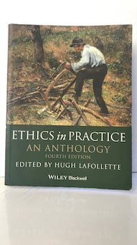 Ethics in Practice An Anthology  Burnaby, V5H 1Z9