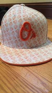 Baltimore orioles FITTED baseball cap Bel Air, 21014