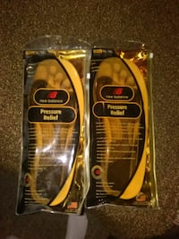 New Balance pressure relief insoles Baltimore, 21216