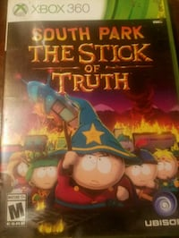 South Park The Stick of Truth Xbox 360 video game  Wayland, 14572