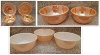 Peach Lustre FIRE KING - Vintage Mid Century 60's Fire King   $65 for Newmarket