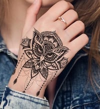 Henna Tattoos & Lessons Plainville