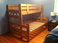 Twin over Full (Bunk Bed) Lutz