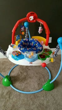 baby's white and blue jumperoo Menifee, 92584