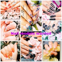 Nail models wanted Toronto