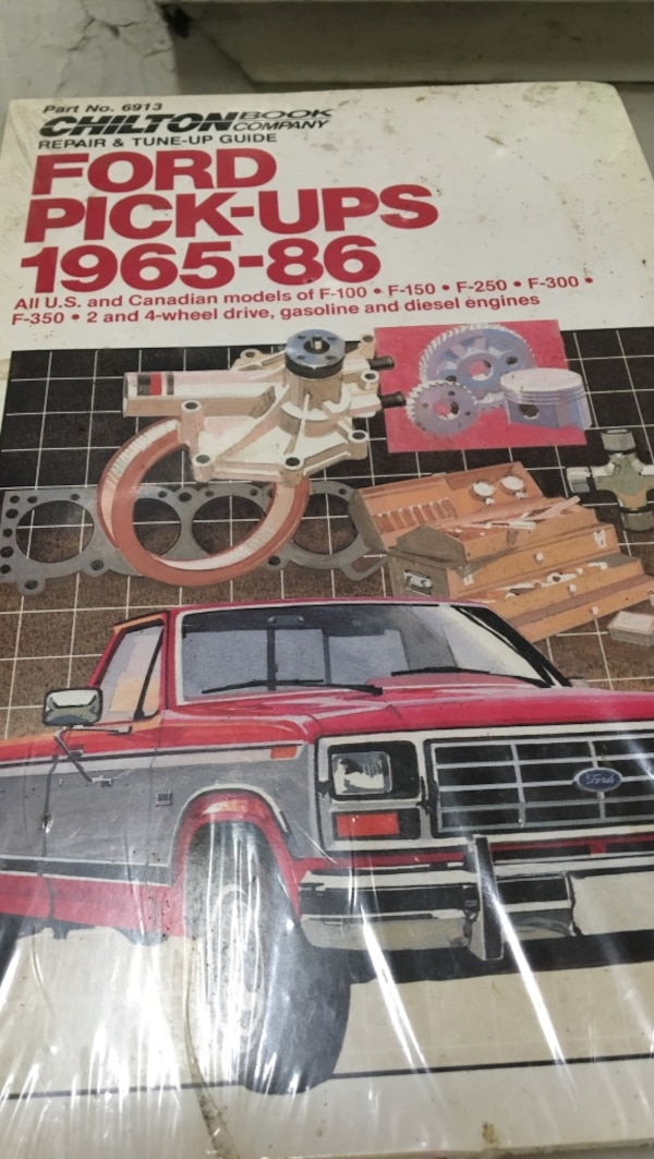 Ford Pick-Ups 1965-86 manual on 98 ford f-150 wiring schematics, 1969 mustang 302 engine schematics, 1986 ford f-150 electrical schematics,