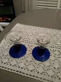 Priness house candle holders Archdale