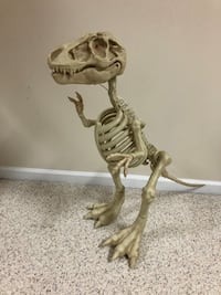 Halloween dinosaur decoration Ashburn, 20147