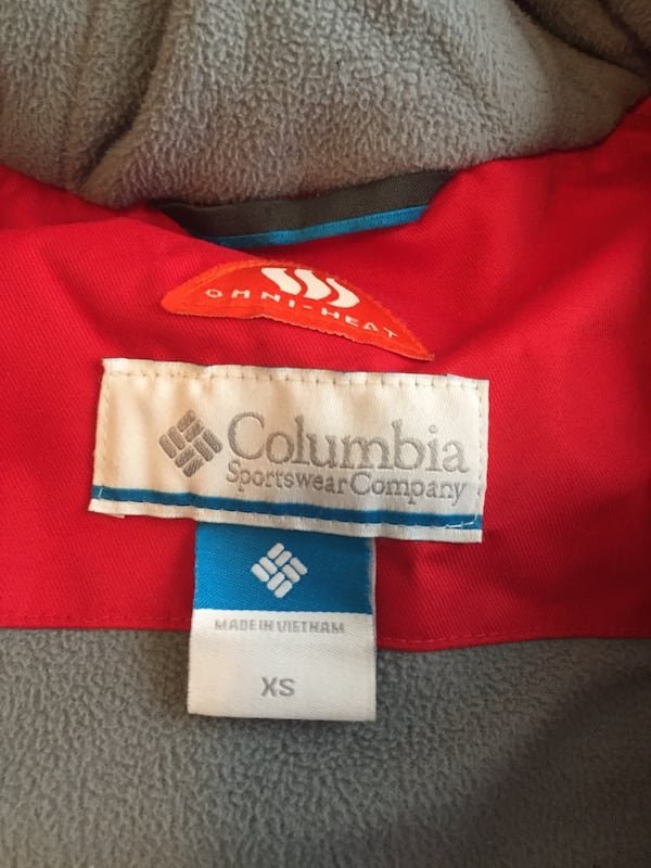 Gently used Columbia winter snow pants and jacket XS 8d864b3c-653e-4ab5-9faf-c3b695eb9bbd