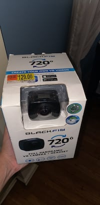 Brand New Blackfin 360 GoPro Camera