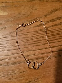 Adult Anklet (or can be used as a bracelet).