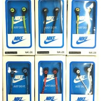six assorted color iPhone cases