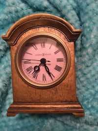New without Box - small heavy Howard Miller grandfather clock in perfect condition  Hampton, 30228