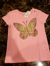 Girls toddler shirt