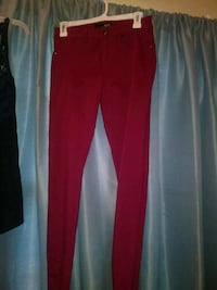 women's red and blue pants Weslaco, 78596