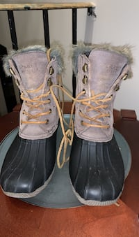 Sperry Top S boots size 7 Gatineau, J8T 5N7
