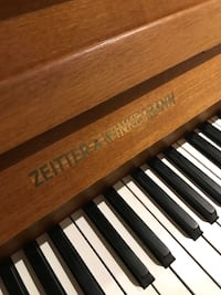 Piano Arendal, 4836