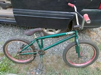 green and black BMX bike Chilliwack, V2P 1J6