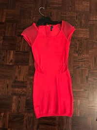 women's red dress Ajax, L1S 3W5