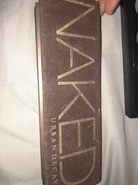 Naked palette (no brush) Vaughan, L6A 2X3
