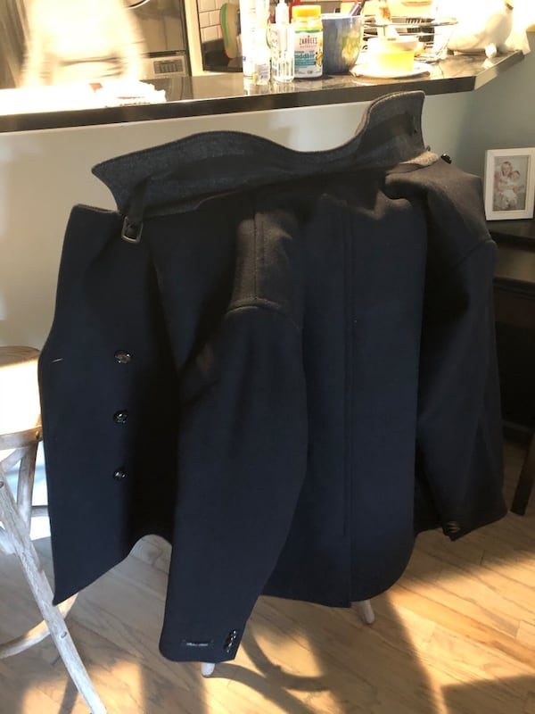 Ted Baker Peacoat - Size 5 - Brand New! bc586d17-51ed-49ac-83ad-5ba1aeefc90a
