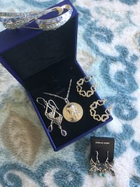 Beautiful & classy assorted high shine Sterling Silver jewelry  Come and select something nice visit Eva's store Alexandria, 22311