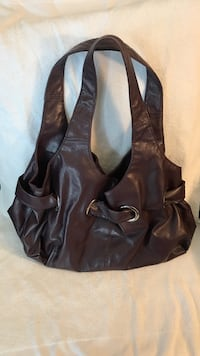 Deep purple handbag Salem, 24153