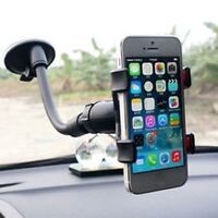 15 Universal 360°Rotating Car Windshield Mount Holder Stand Bracket for CELL Phone Nanaimo, V9T 4H8