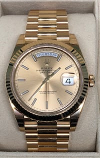 ROLEX President Day-Date all 18k Gold NEW!  Costa Mesa, 92627