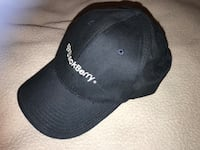 Black blackberry fitted cap  Toronto, M6N 5H8