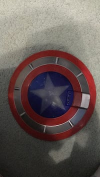 Captain america shield wall decor Kingston