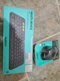 Brand new keyboard and wireless mouse  Toronto, M5A 3Y3