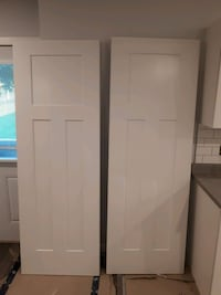 Doors x 2  Maple Ridge, V2W 1G9