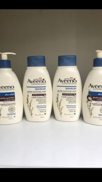 Aveeno stress relief body wash and lotion  Redondo Beach, 90277