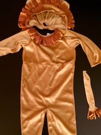 BRAND NEW- TODDLER LION COSTUME - 12-18 MONTHS  Calgary, T2E