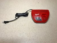 Milwaukee M12 12 volt lithium ion battery charger new North Las Vegas