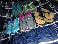 Shoes (Different sizes and brands) Columbus