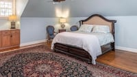 Queen Bed Savannah, 31411