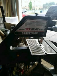 Craftsman 10 inch band saw Broadlands, 20148