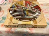 Decorative Plates Gone with the Wind St Albert