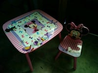 Kids Minnie Mouse table Harvey, 70058