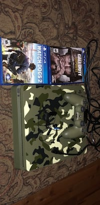 Ps4 call of duty limited edition  Asheville, 28803