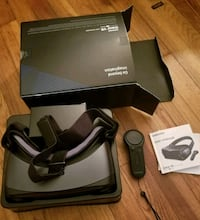 Samsung gear VR with remote. Sells for $109.99 Charlottesville, 22901