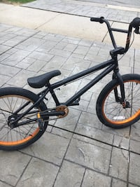 Black and Orange BMX Bike Waterloo, N2V 1A1