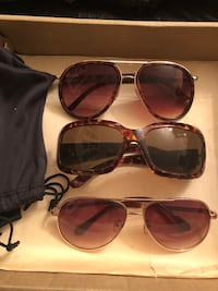 Shades, earrings,Watches etc pick up asap 542 km