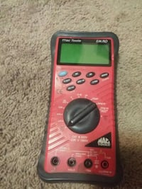 red and black digital multimeter Airdrie, T4B 0V7
